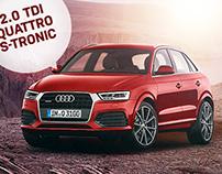 E-mailing - Audi Q3