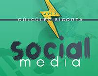 Social Media - Gülcüler Sigorta