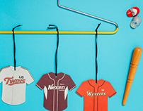 baseball uniform fragrances.