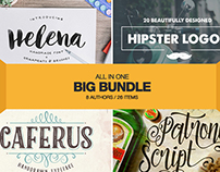 "Big Bundle for Creatives ""All in One"""