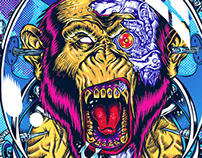Space Ape illustration