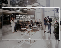 Web design GoWork