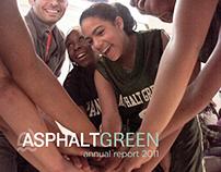 Asphalt Green Annual Report 2011