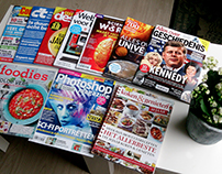 Magazines - 2016 - 2017 Internship