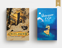 Book Covers - Pack 1