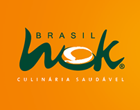 Brasil Wok - Social Media