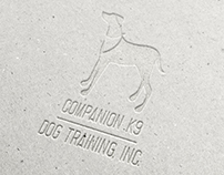Companion K9 Dog Training Branding and Website Package