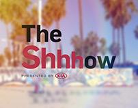 The Shhhow - Branding