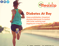 Mealsup Social Media Post Design