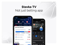 Stavka TV iOS