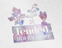 Tended Magazine logo