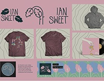 ian sweet band design