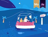 Auto Service | Motion Video