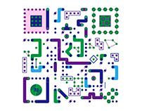Two-dimension code design