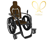 Mobius Wheelchair