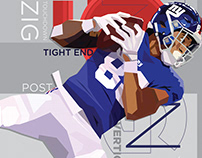 NY Giants Vector Posters