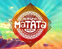 HAKUNA MATATA POSTER REJECTS