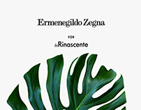 Zegna | Windows Display Design | La Rinascente Milan