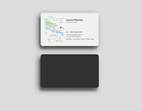 Location Business Cards