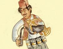 Liquorice man