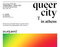 Queer City in Athens