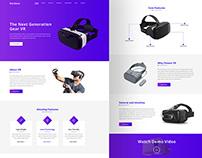 DARDANA - Product Landing Page