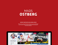 Mads Ostberg | Client 2019