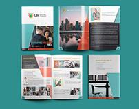 Biographic Brochure Design