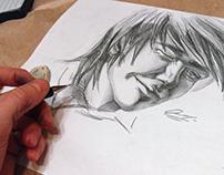 Pencil portrait #1