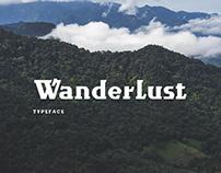 WANDERLUST | FREE FONT