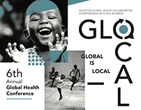Houston Global Health Conference Communications