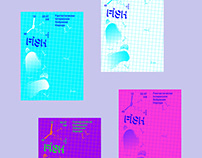 FISH // fake event booklet