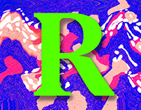 Branding animations for Random studio