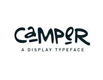 Camper - Typeface