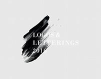Logos & Letterings 2016