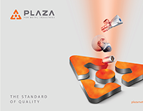 Plaza Corporate Identity