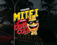 Mitei com Conti Cola
