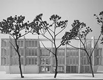 Student Campus Center - Warsaw University