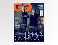 GQ Brasil 50
