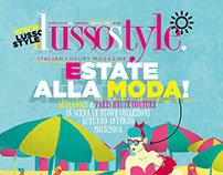 Lusso Style#28 / Agosto 2015