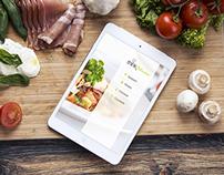 Think delicious iPad app