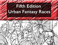 Fifth Edition Urban Fantasy Races
