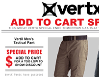 Vertx Email Advertising