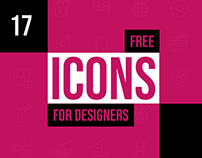 17 Awesome Free Icon Sets for Creative Designers
