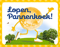 NS - Lopen, Pannenkoek! 2016