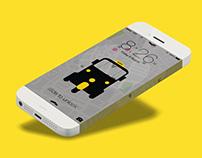 Tuk Tuk Mobile App Logo