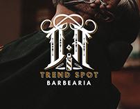 Identidade Visual D.A. Barbearia