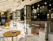 A Summer Day Café