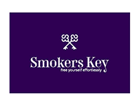 Smokers Key - logo designs and variations