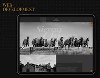 Haras Sierras Chicas | Web Development